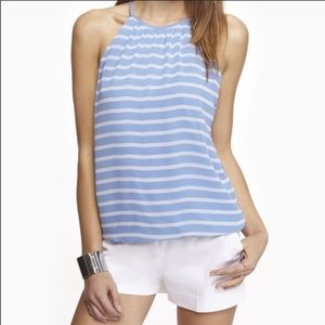 Express Striped Camisole S NWT